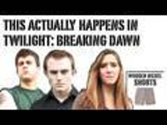 See The Important Parts Of Breaking Dawn Before It Hits Theaters
