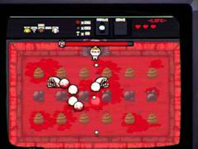 Binding of Isaac Trailer Is Fresh Meat from Super Meat Boy Maker