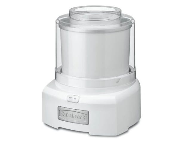 [GONE] This Cuisinart Ice Cream and FroYo Maker is a Cool Deal at Just $35