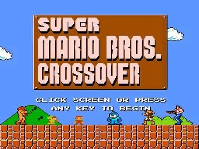 Blaster Master Rolls Into Super Mario Bros. Crossover's Next Update