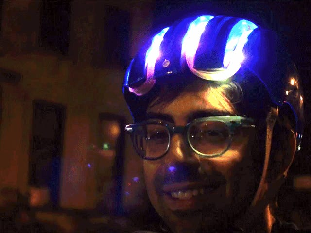Hack a Bicycle Helmet To Hunt Down Citi Bike Stations