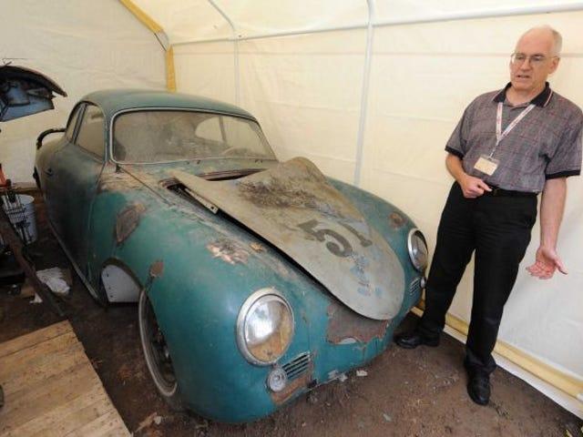 Save The Porsches!
