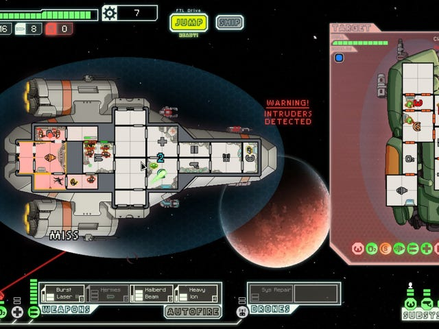 FTL, Released In 2012, Is Now Getting Achievements