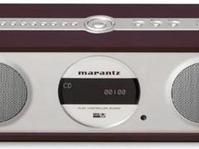 Marantz WEAVE: Stream Music Through Your Electrical System