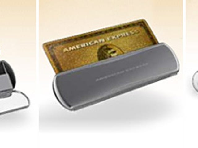 Flaunt Your Wealth With The AMEX Butterfly Card