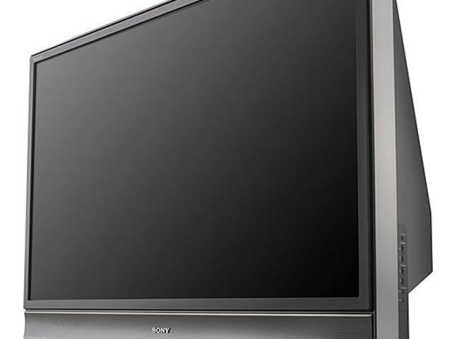 Sony Adds Three Skinny Rear-Screen Projection TVs to Bravia Line