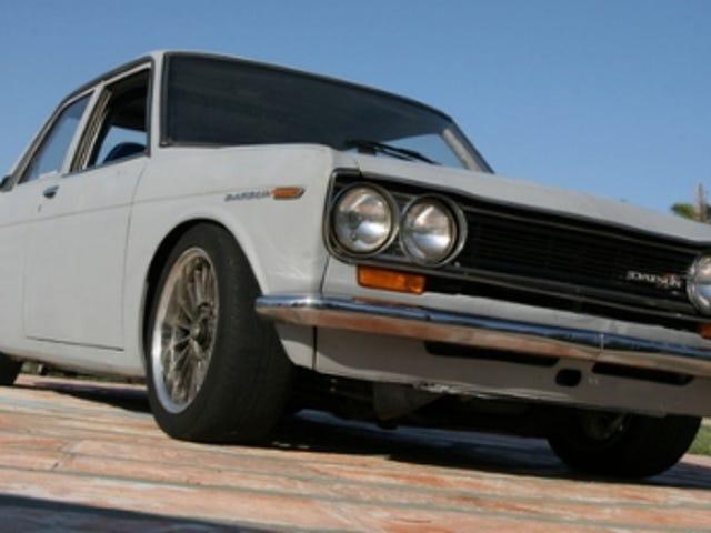 Find This 510: Stolen Datsun in LA