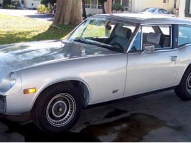 eBay Find: 1976 Jensen-Healey Jensen GT