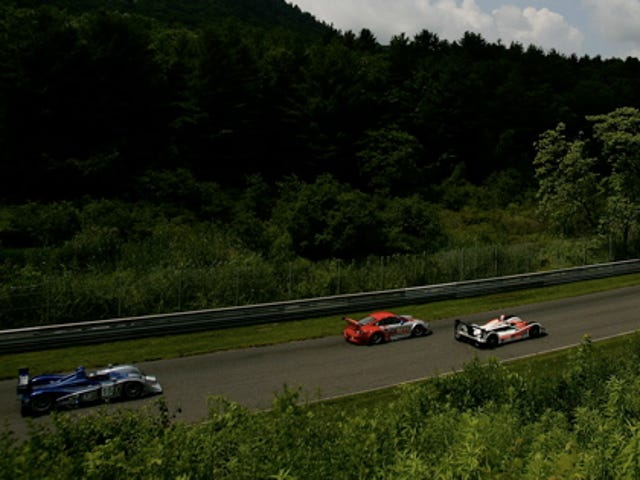 Race Day Preview: The 2007 American Le Mans Northeast Grand Prix