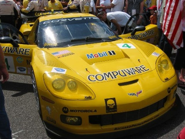 You Are There: The 2007 ALMS Northeast Grand Prix