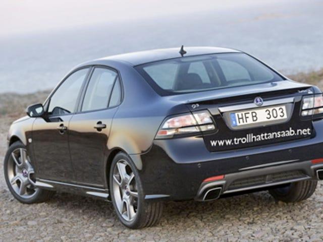 Frankfurt Auto Show: Genuine Saab Turbo X