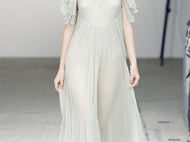 London Fashion Week: Slightly Tailored, Slightly Bound