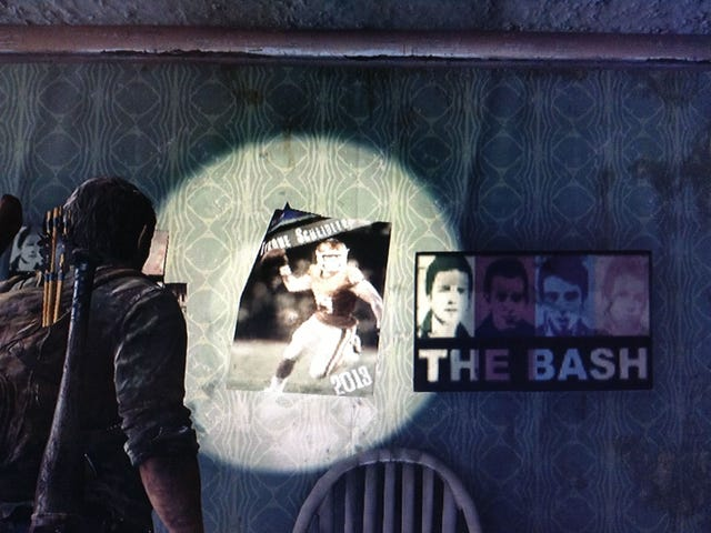 other TLOU references/tiny details
