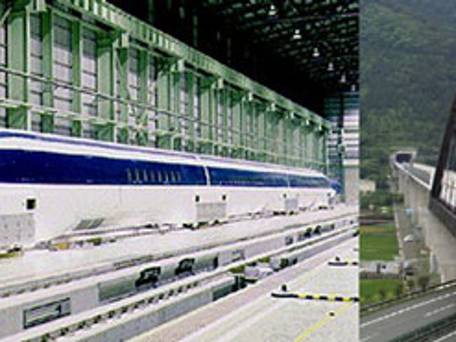 JR Central Says World's Fastest Maglev Train Arrives in 2025