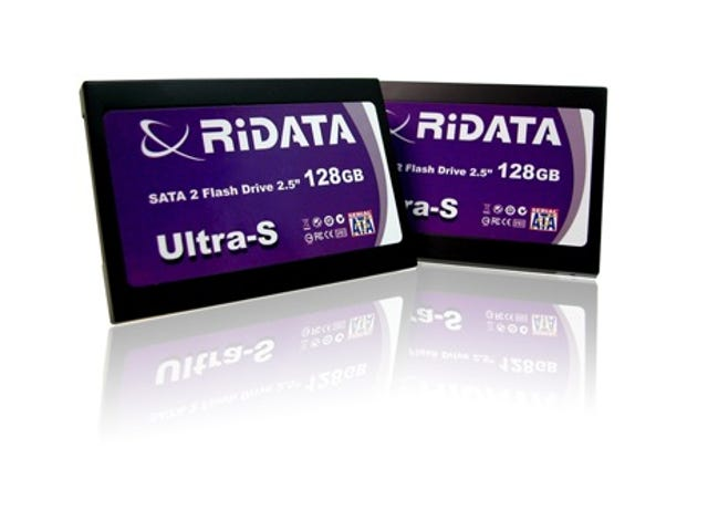 Ridata Intros 128GB SATA SSDs, Speeds Past Competition