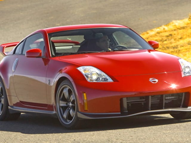 Nissan 370Z Coming To L.A. Auto Show?