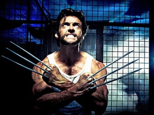 Are Wolverine's Extra-Long Claws Overcompensating?