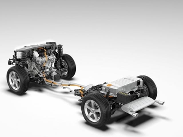 GM Debuts Second Generation Hybrid System, Slightly Less Mild
