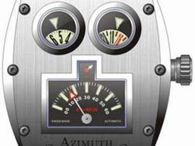 Azimuth Mr.Roboto Watch