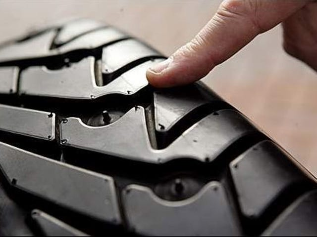 Tires With Retractable Studs Take A Note From Bond