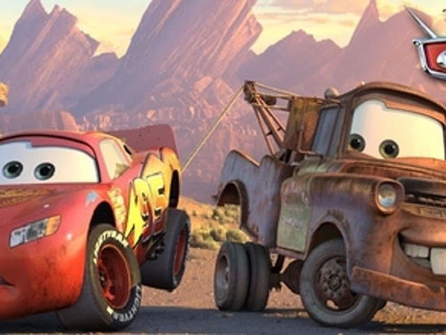 Cars 2 Coming In 2012... In 3D