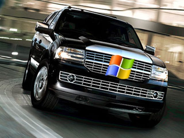 Lincoln Navigator Gets Sync Option, Ford Focus Not Included