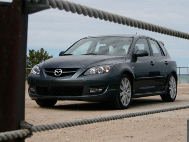 2008 Mazdaspeed3, Part Three