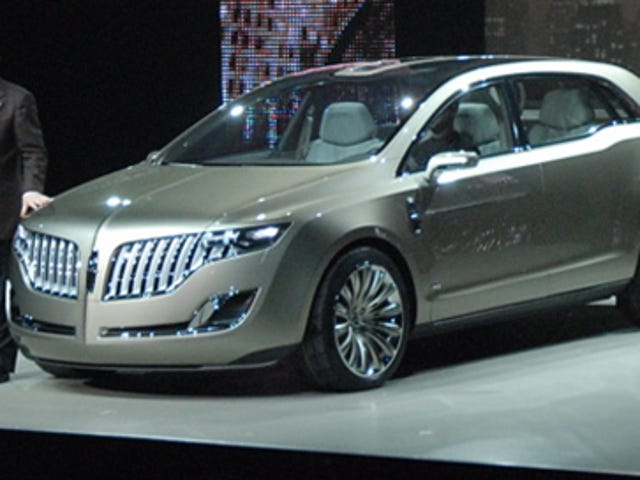 Lincoln MKT Crossover Confirmed, To Get EcoBoost