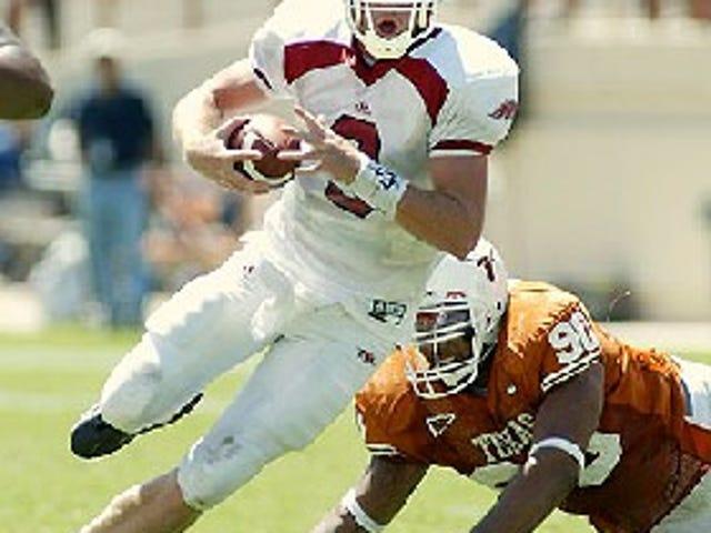 Hurricane Ike Takes Arkansas-Texas Game As College Football Victim?