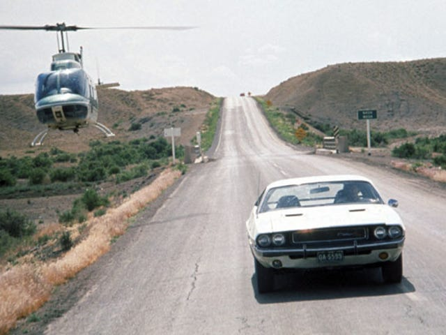 So I finally watched Vanishing Point