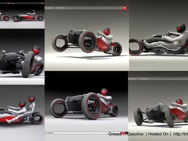 Aprilia Magnet concept