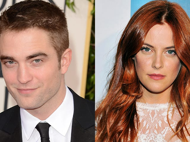 Robert Pattinson Drove Riley Keough Around, So They're Obvs Doing It