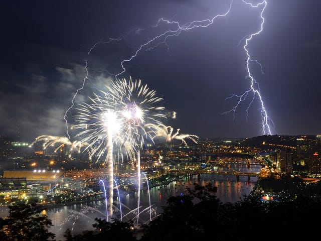 75 Explosive Photos of Fireworks