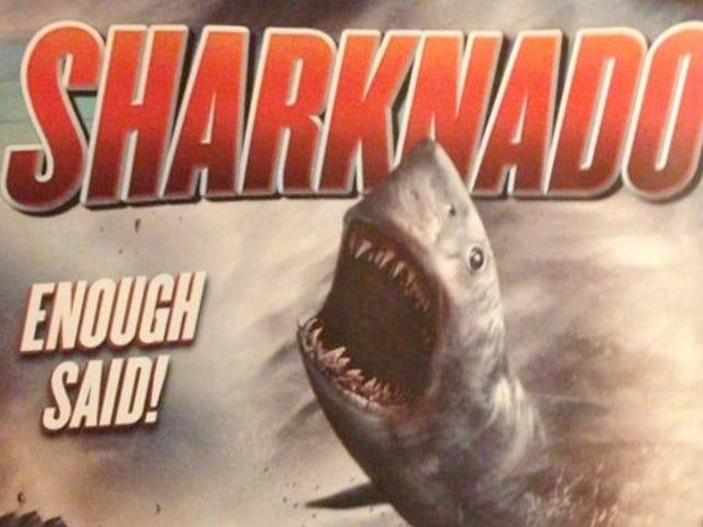 SHARKNADO!