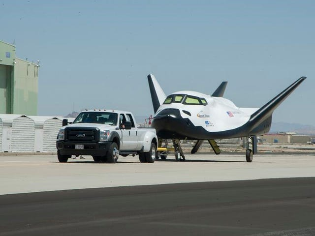The Private Next-Gen Space Shuttle Is Another Step Closer To Launch