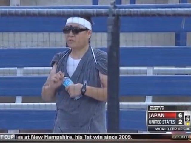 "Racist ESPN Announcer Mocks Japanese Fans: ""I Need Some Rice"""