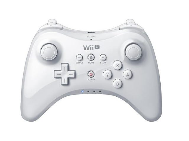 [GONE] Just $25 Scores a Nintendo Pro Controller for Wii U