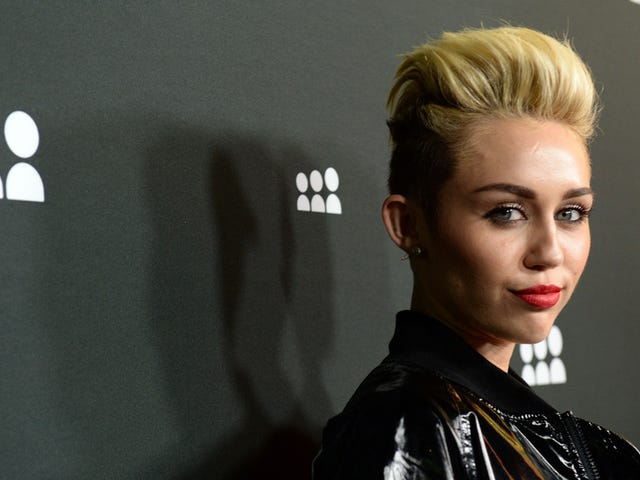 Miley Cyrus Says She Once Dated a Gay Guy--So Who Was It?