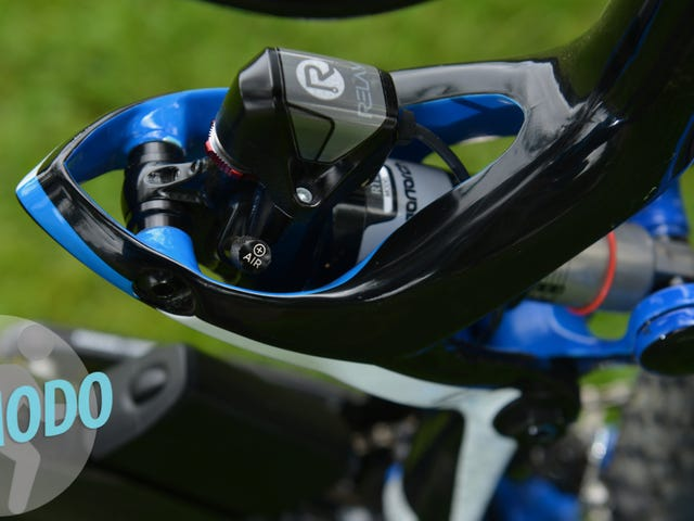 Hello, Smart Bike: Hands On With Lapierre's Intelligent Suspension