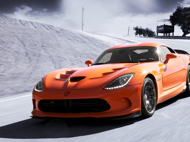 Viper TA - Because you should have something fun to look at right now