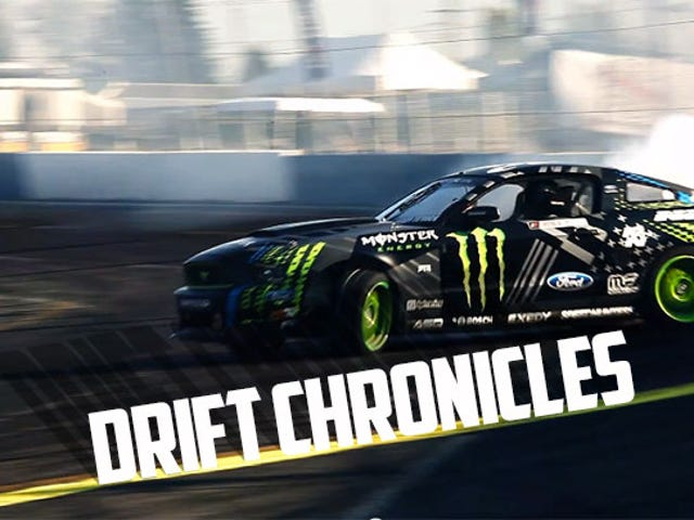 Drift Chronicles 3: On Superstitions...
