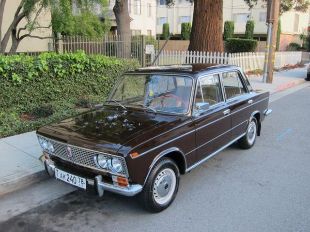 Lada 2103 on Ebay alert