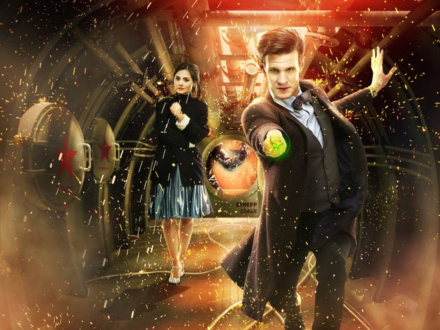 Is Doctor Who A Soap Opera?
