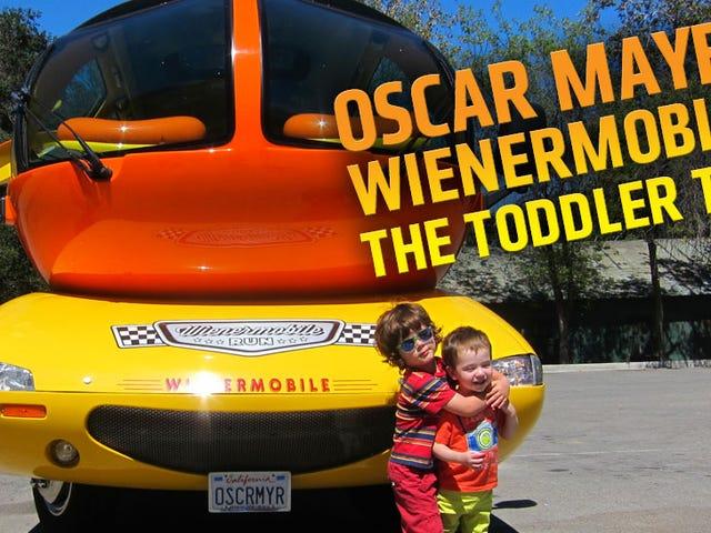 Oscar Mayer Wienermobile: Will It Baby?