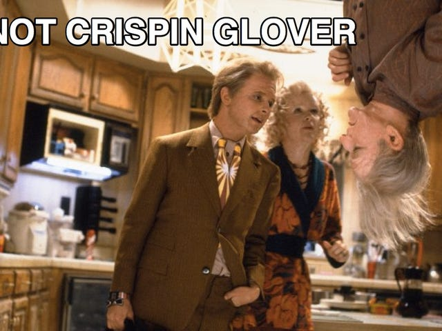 Crispin Glover reveals why he was replaced in Back To The Future 2