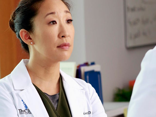 Sandra Oh Bails On Grey's Anatomy, Leaving Us With (Ugh) Meredith