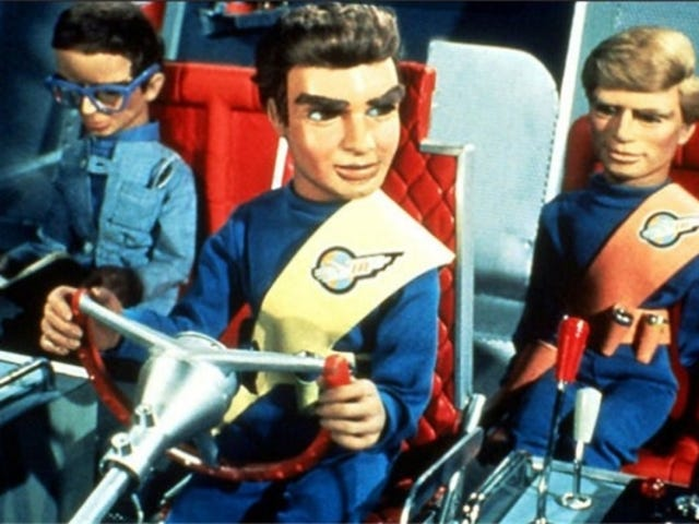 So... Oppo needs more Thunderbirds, eh?