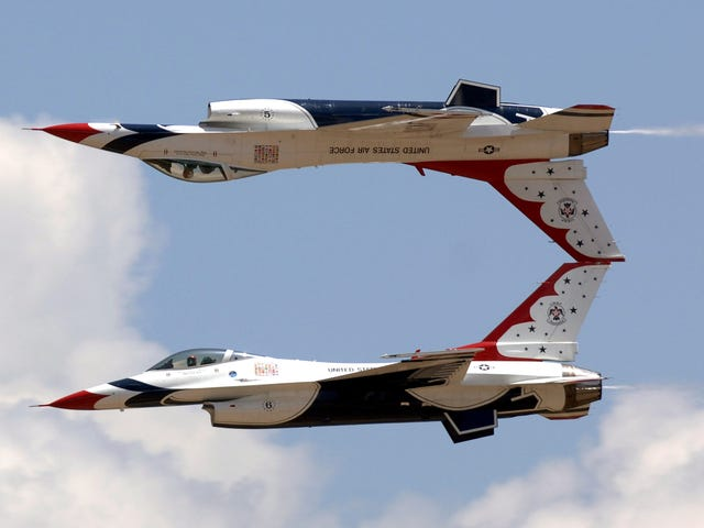 Thunderbirds?