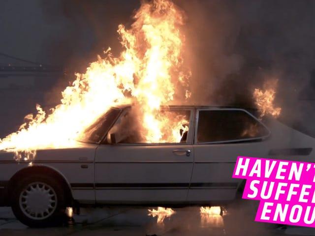 Car Nerds Freak Out When You Kill Their Dream Ride