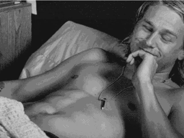 Hot: Jax Teller Might Be Christian Grey in the Fifty Shades Movie